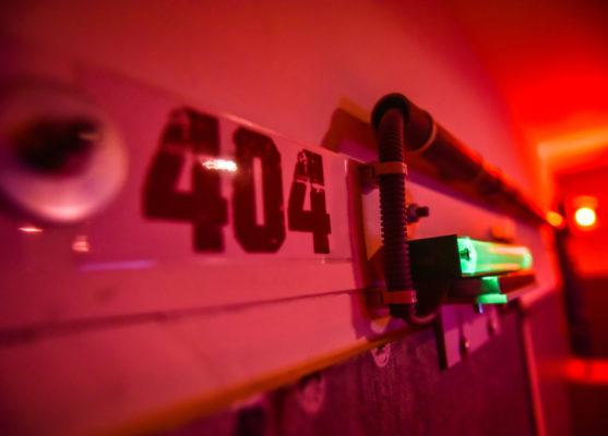La Cellule 404 - Escape Room | Smart Escape Game